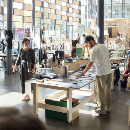 Salon des éditions d'art, 2019, Seize Mille.